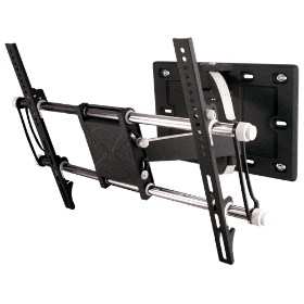 "COTYTECH MW-6A1VB Articulating TV Wall Mount for Large VESA 32"" - 63"""