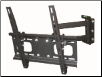 "Full-Motion Wall Mount Bracket for 32"" - 55"" HDTV"