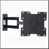 "Deluxe Full Motion Cantilever Mount for 17"" - 37"" Flat Panel TVs & Monitors"