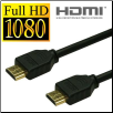 High Speed 1080p HDMI Cables v1.4 (Available in Various Lengths)