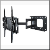 "Ultra Slim Full-Motion Mount w/ Single Arm Extension for 32"" - 60"" TVs"