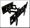 "Heavy Duty (Dual Arm) Full-Motion Mount for 32 - 70"" Flat Panel TVs"