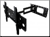 "Full-Motion Mount w/ Single Arm Extension for 32"" - 60"" Flat Panel TVs"