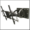 "COTYTECH MW-5D1VB Full Swing Wall Mount for 42"" - 71"" TVs"