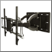 "COTYTECH MW-6D1VB Articulating Wall Mount for Large VESA 42"" - 71"" TVs"