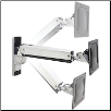"Pro-grade Cantilever Mount with Height Adjustment for 40 - 60"" TVs"