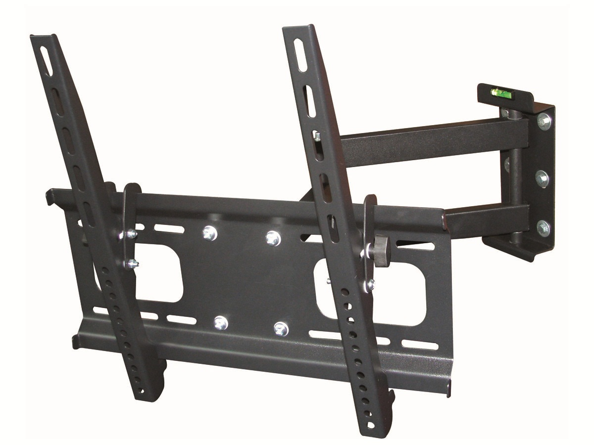 peerless 32 55 inch flat screen articulating swivel wall mount bracket. Black Bedroom Furniture Sets. Home Design Ideas